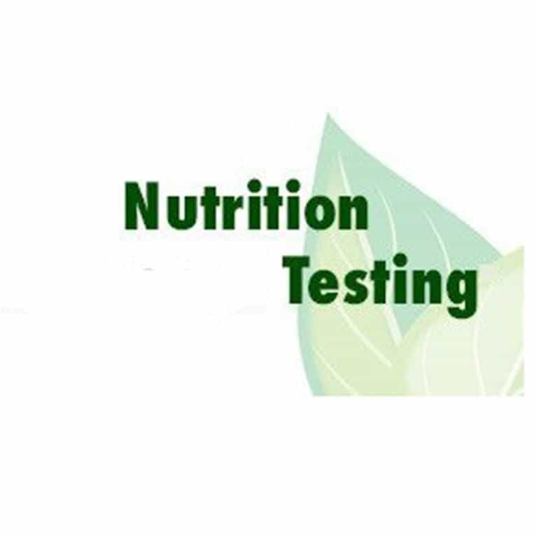 Nutritional Testing